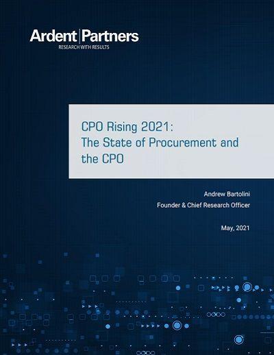 CPO Rising Report Cover