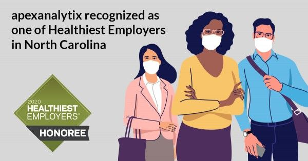 2020 Healthiest Employers® Honoree image